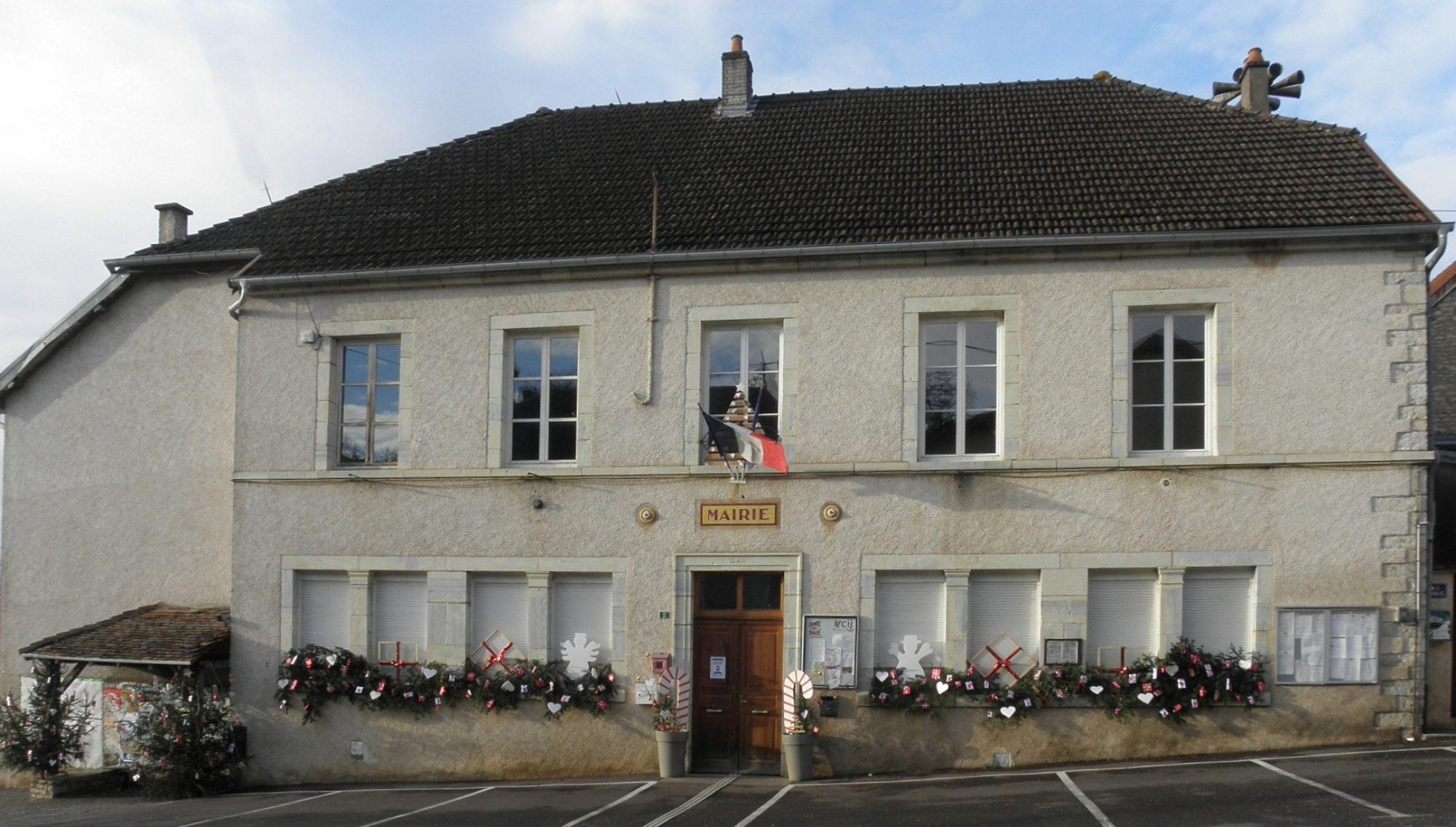 COMMUNE DE Fresne-Saint-Mamès
